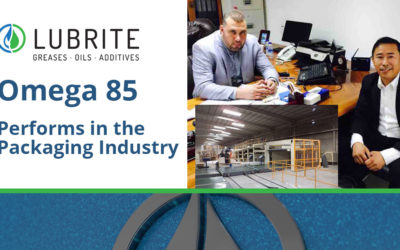 Omega 85 Performs in the Packaging Industry